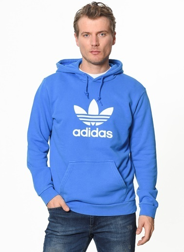 adidas Sweatshirt Lila